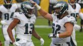 Eagles Release Top Receiver, Update Lane Johnson's Status