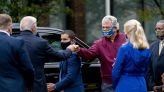 Trump, Biden hit battleground Pennsylvania amid pandemic