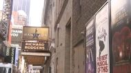 Tony Awards returning with a live audience after Broadway's pandemic shutdown