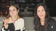 Courteney Cox's Daughter Coco Reveals Which 'Friends' Character She'd Rather Date