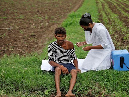 【新冠肺炎】印度疫情平緩11周後再度增加 變成主要集中於南部省分--上報