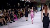Dua Lipa Just Added Versace Runway Model to Her Resume