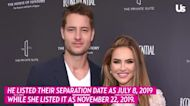 Chrishell Stause Seemingly Responds After Justin Hartley's Ex Defends Him