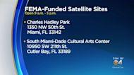 2 FEMA-Funded Vaccine Sites Opening Thursday