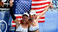 A-Team grabs gold in beach volleyball, Allyson Felix wins 10th Olympic medal, and women's basketball heads to gold medal game | What You Missed