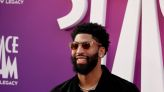 Lakers star Anthony Davis sings alongside New Edition at his wedding