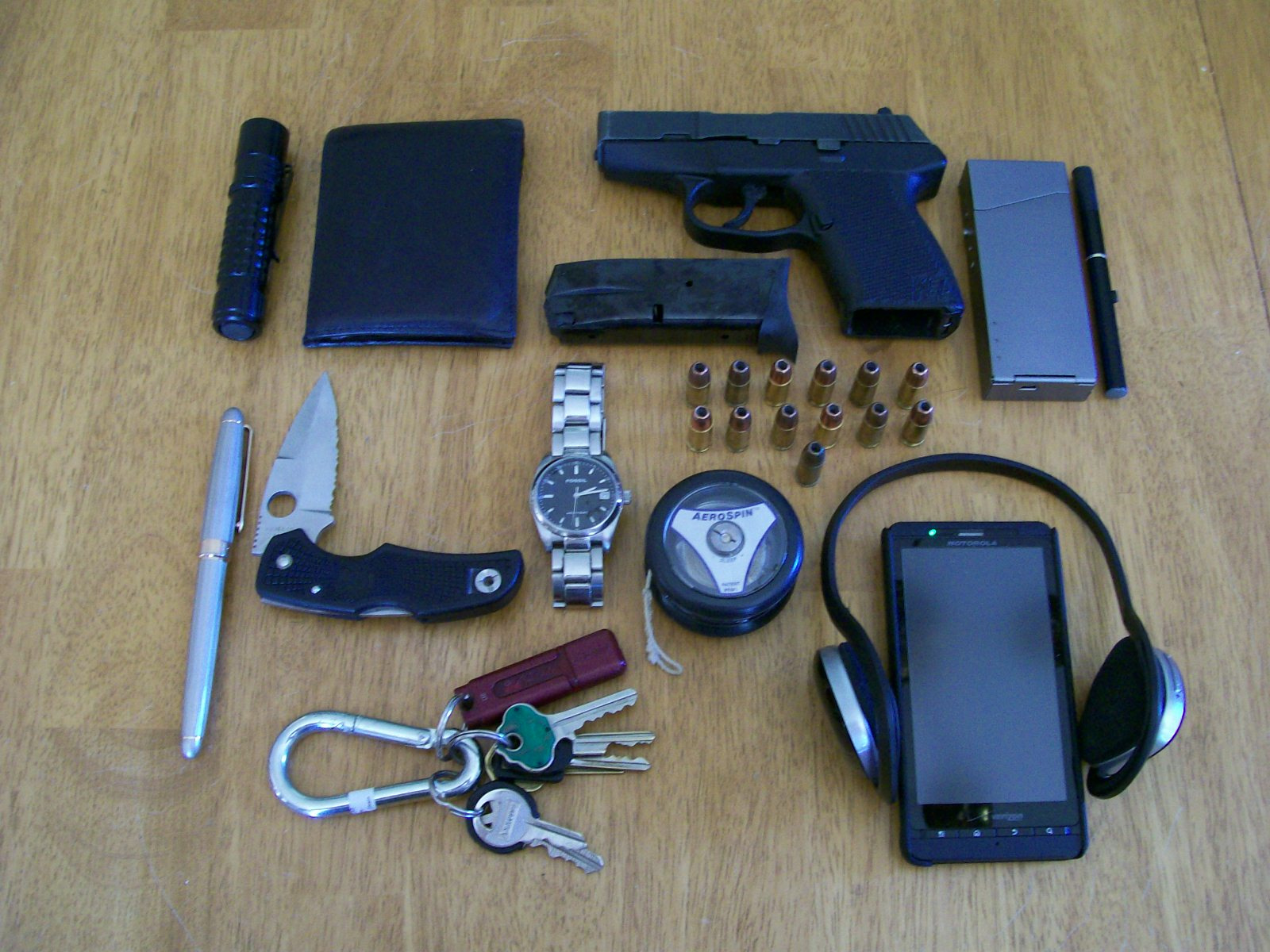 613 Media: Summer EDC (every day carry)