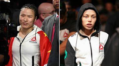 Zhang Weili vs. Rose Namajunas title fight targeted for UFC 261 headliner