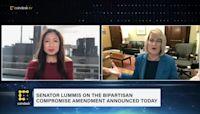 Sen. Lummis Presents New Amendment to $1T Infrastructure Bill on Senate Floor
