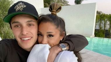All About Dalton Gomez, Ariana Grande's Boyfriend Who Inspired Her New Song