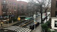 Storms Bring Heavy Rain and 'Strong, Damaging Winds' to New York City