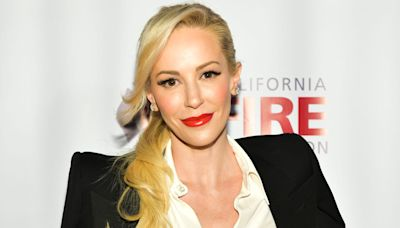 Louise Linton says she's tired of the 'Trump effect' impacting her, so she's made a 'bat---- crazy' movie to mark her new start