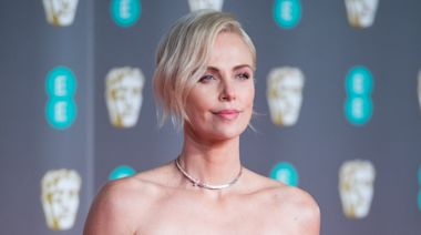 Charlize Theron Let Her Daughter Do Her Makeup