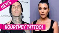 Kourtney Kardashian Trolls Kim Kardashian for Getting Her Age Wrong
