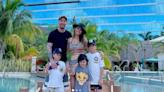 Lionel Messi hangs out in Miami with family and fans like a champ after Copa America win