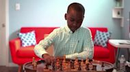 Tani, the 10-year-old refugee chess star