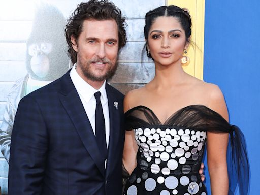Matthew McConaughey & Camila Alves Remember How They First Met Very Differently
