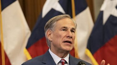 Texas governor blames Covid spread on undocumented immigrants, while criticising Biden's 'Neanderthal' comment