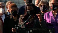 Pelosi, CBC members react to Chauvin verdict