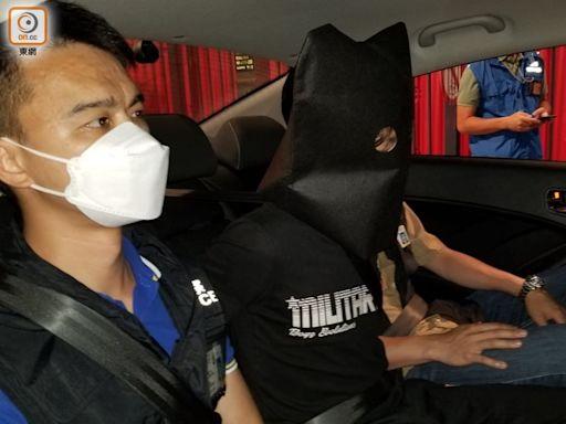2女童網聊遭威脅傳不雅照 30歲無業漢涉7罪落網