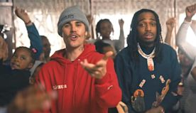 You get a car! Watch Justin Bieber go full Oprah in 'Intentions' music video with Quavo