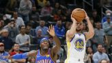 NBA/副將挺身火力支援柯瑞 勇士克雷霆奪開季4連勝