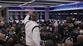 Look: Urban Meyer's Postgame Speech Video Going Viral