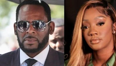 R. Kelly accuser Faith Rodgers says she doesn't believe singer can be rehabilitated