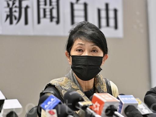 【聲援47】毛孟靜高院申保釋被拒 夫婿一度情緒激動