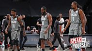 Chris Broussard: Nets are bigger title contenders than LeBron's Lakers at full strength | SPEAK FOR YOURSELF