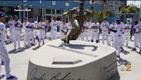 Dodgers Celebrate Jackie Robinson Day, Unveil Dreamfields In Compton