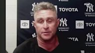 Yankees vs Red Sox: 3B coach Phil Nevin on sending Gio Urshela home, play at plate   Yankees Post Game
