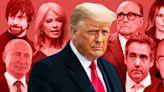 10 Things in Politics: 125 of Trump's top enablers
