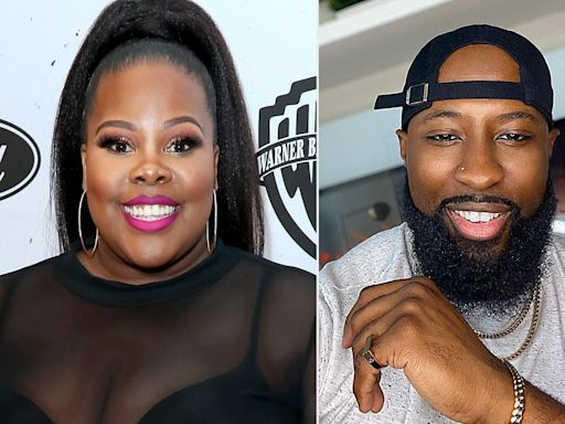 Amber Riley Is Engaged to Boyfriend Desean Black: He 'Changed My Mind' About 'This Kind of Love'