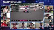 Bagnaia victorious in MotoGP Virtual Race 2