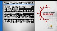 US To Restrict Travel From India As COVID Crisis Becomes Worse