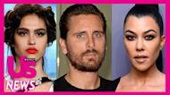 Not Keeping Up! Scott Disick Unfollows the Kardashians, Amelia Hamlin