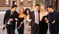 Before Friends Leaves Netflix Forever, Enjoy These New Year's Episodes One Last Time