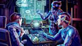 化身駭客加入數據搶奪戰!HTC 推新 VR 密室逃脫《賽博叛客》