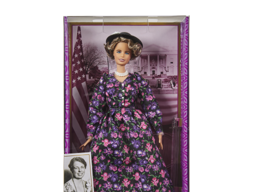 New Eleanor Roosevelt Barbie thrills historians: 'Any way you can capture children's attention in 2021'