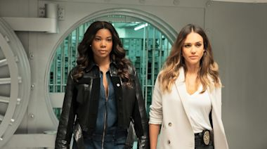 Gabrielle Union, Jessica Alba's Series L.A.'s Finest Canceled After Two Seasons at Spectrum Originals