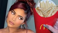 Watch Kylie Jenner and Stassie Karanikolaou's Fast Food HAUL