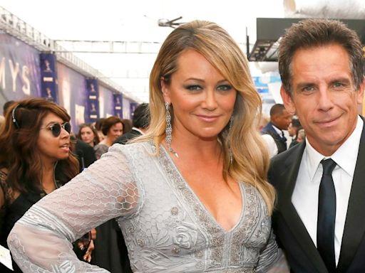 Ben Stiller and Christine Taylor Attend the Emmys Together — Despite Splitting in 2017