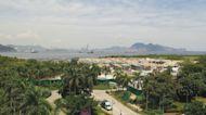 竹篙灣增建二千個檢疫單位 年底完工