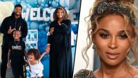Ciara Shares the Special Meaning Behind Her Son's Name