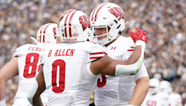 Wisconsin turns in a vintage performance in a 30-13 win over Purdue
