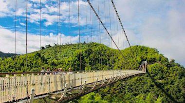嘉縣人氣景點每天約1000人到訪 太平雲梯4月20到22日休園