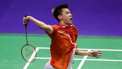 羽毛球|李卓耀丹麥賽挫周天成 四強鬥安賽龍爭入決賽
