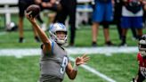 Lions' Matthew Stafford tests negative for COVID-19 again, Matt Patricia mum on plans for Sunday