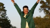 Happy to be playing, Matsuyama tries to cap year with gold
